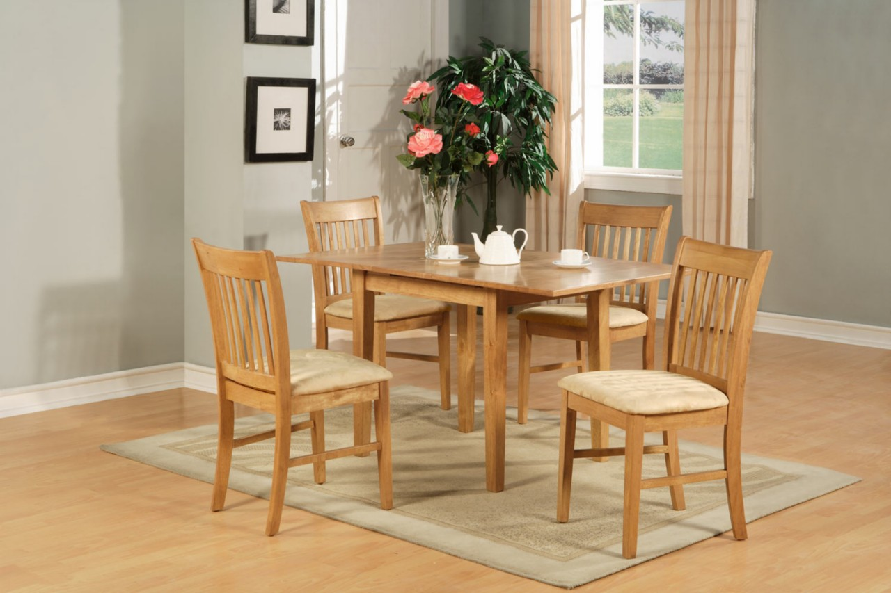 7PC RECTANGULAR KITCHEN DINETTE SET TABLE  6 CHAIRS  eBay