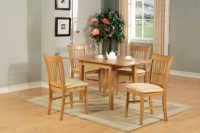 7PC RECTANGULAR KITCHEN DINETTE SET TABLE & 6 CHAIRS | eBay