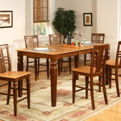 Kitchen Counter Table Decorative Wall Art Height Wood Tables Types Of