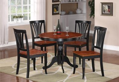 Brown Kitchen Tables And Chairs