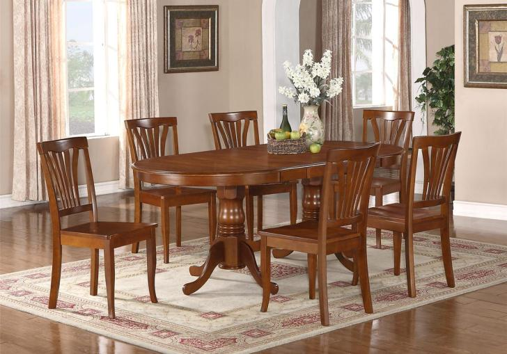Square Extension Dining Table