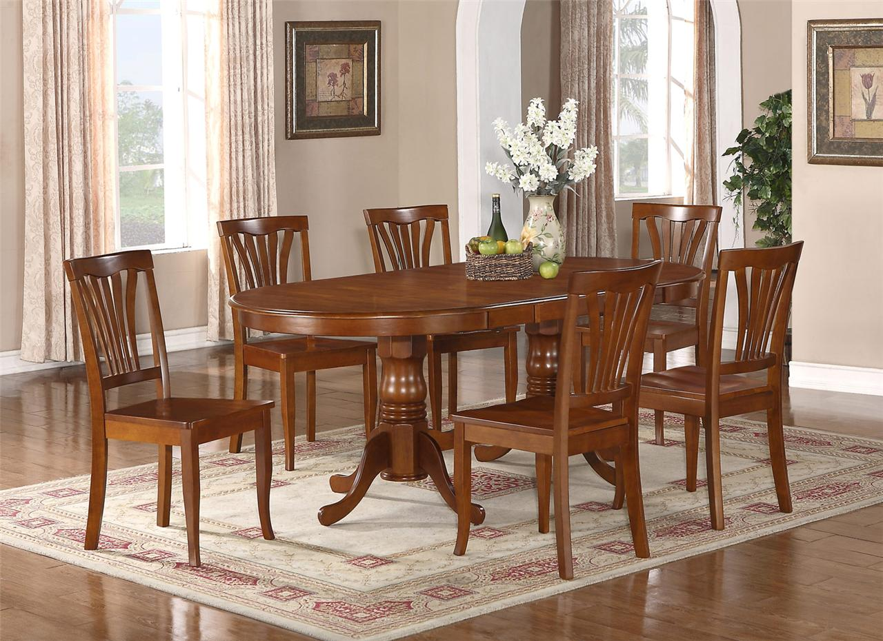 8 chair dining table set two seater and chairs india 9pc oval newton room with extension leaf