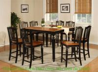 Kitchen Chairs: Small Black Kitchen Table And Chairs