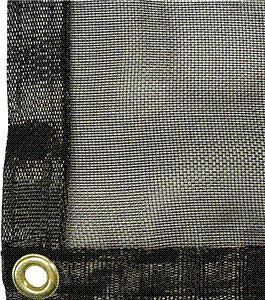 Mesh Tarp Shade Cloth Fabric Patio Greenhouse 15 X30 For