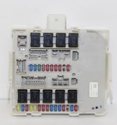 2004 2007 nissan armada xterra pathfinder qx56 bcm body fuse box 284b6 7s002 [ 1280 x 853 Pixel ]