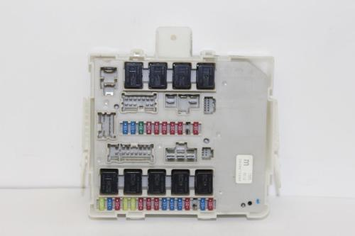 small resolution of 2004 2007 nissan armada xterra pathfinder qx56 bcm body fuse box 284b6 7s002