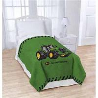 8pc SUPER SET FULL Boys JOHN DEERE TRACTOR Comforter ...
