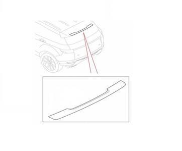 Rear Lip Tailgate Spoiler Wing compatible for 13-18 Range