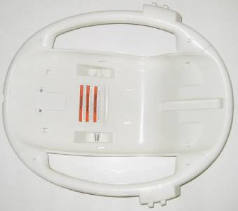 REPLACEMENT PART: SEAT WITH SIDE RAILS For Fisher Price My