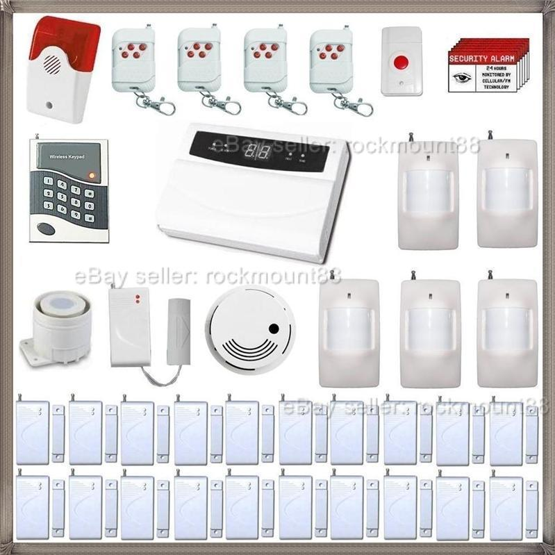 Top Wireless Alarm Systems