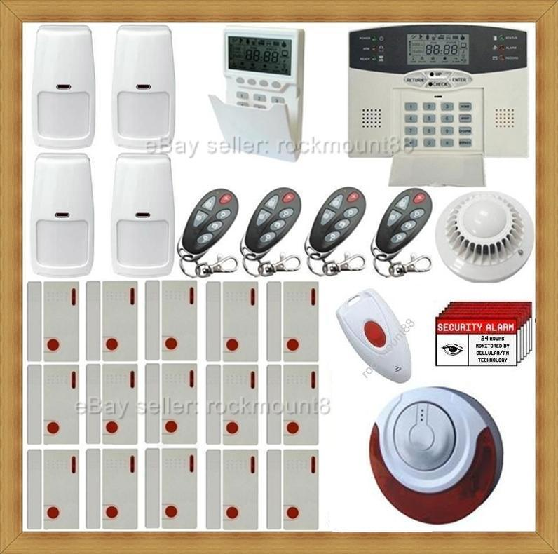 Top Rated Wireless Security Systems