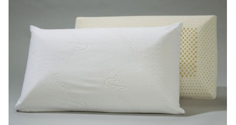 Rejuvenite Plush Zoned Talalay Latex Foam Pillow  eBay