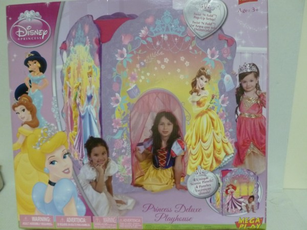 Disney Princess Playhut Tent Year Of Clean Water