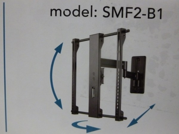 Nice Simplicity Full-motion Tv Wall Mount 19