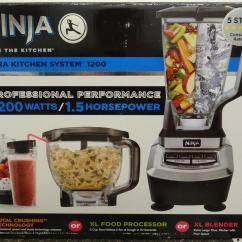 Ninja Kitchen System Pulse Bl201 Rustic Valances On Shoppinder