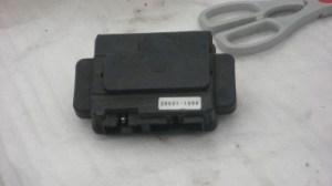 1998 Kawasaki ZX600 Ninja ZX 600 Junction Box Fuse Box 260211096