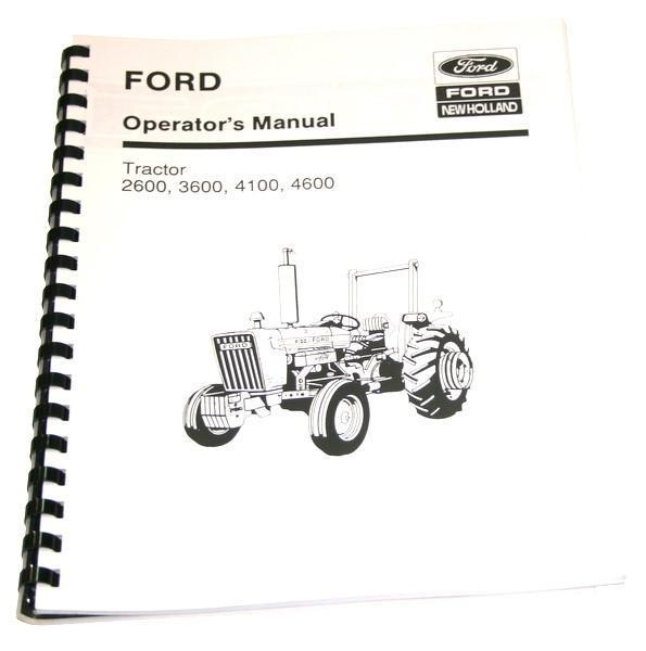 Ford 4100 Tractor Parts Diagram, Ford, Free Engine Image