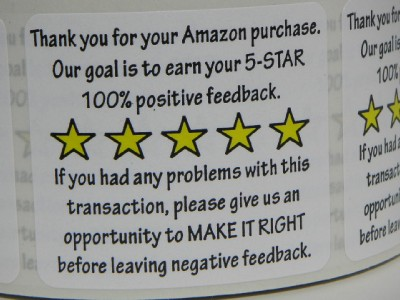 Image result for packing slip amazon thank you