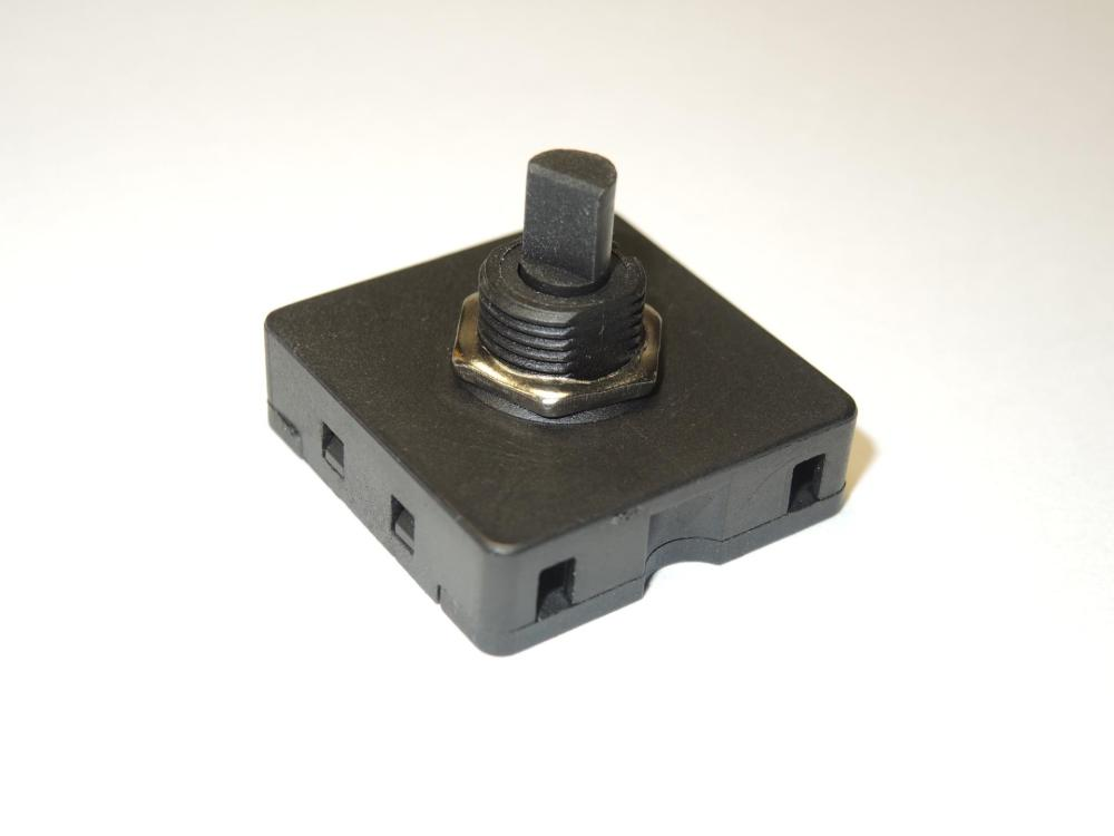 medium resolution of 4 position 3 speed fan selector rotary switch with knob