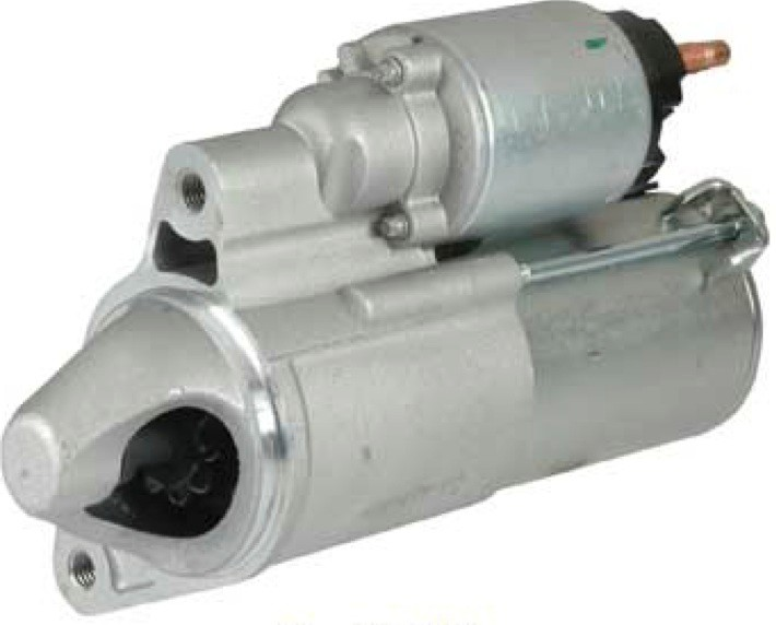 Jeep Liberty Starter Solenoid