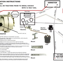 8n Ford Tractor Wiring Diagram 12 Volt Blank Skeleton Front And Back 600 Powermaster