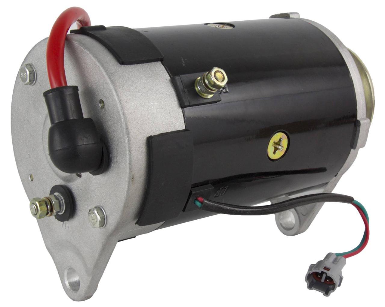 Wiring Diagram Hitachi Starter Generator