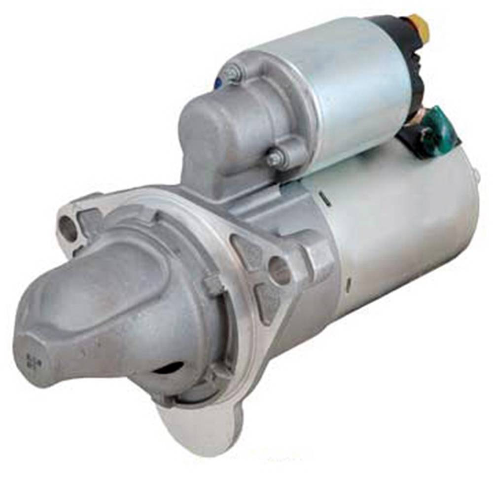 hight resolution of new starter fits chevrolet colorado gmc canyon hummer h3 isuzu i 290 saab 9 7x