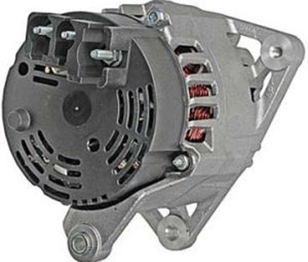 perkins 12v alternator wiring diagram howse bush hog parts new 120a fits caterpillar backhoe loader
