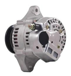 details about new chevy mini alternator fits 93mm 60amp 3 wire denso 8162 type street rod race [ 1006 x 1024 Pixel ]