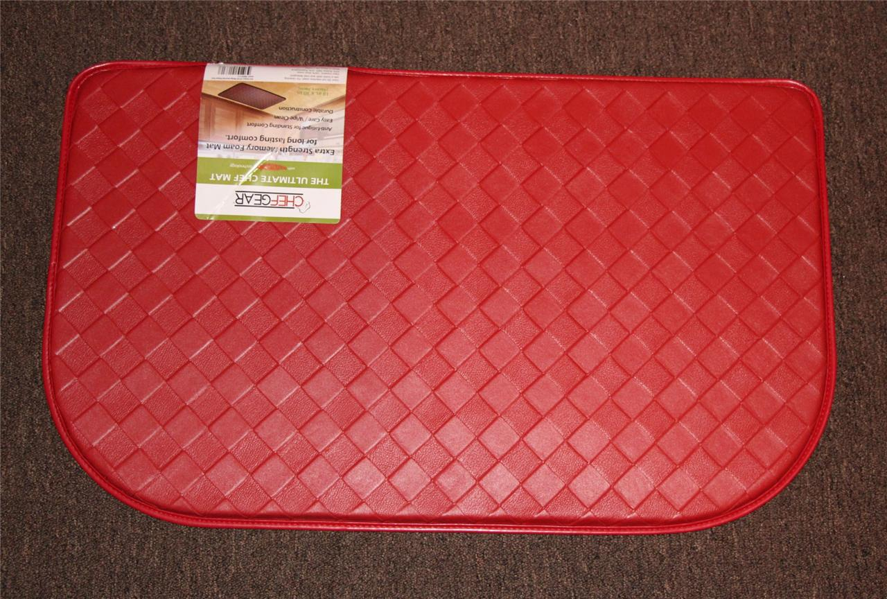 comfort kitchen mats home depot faucets delta chef gear modern indoor 18 inch x 30 anti fatigue
