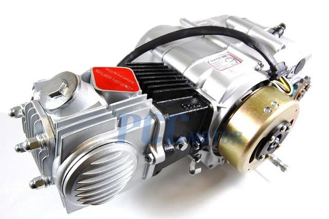 SEMI AUTO! 88CC 86CC MOTOR ENGINE HONDA CRF50 XR50 COMPLETE SET UP
