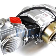 Honda Z50 Wiring Diagram 2001 Dodge Dakota Pcm Semi Auto! 88cc 86cc Motor Engine Crf50 Xr50 Complete Set Up
