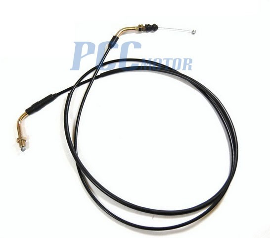 Throttle Cable for 50cc 150cc Moped GY6 73 Inches CB24