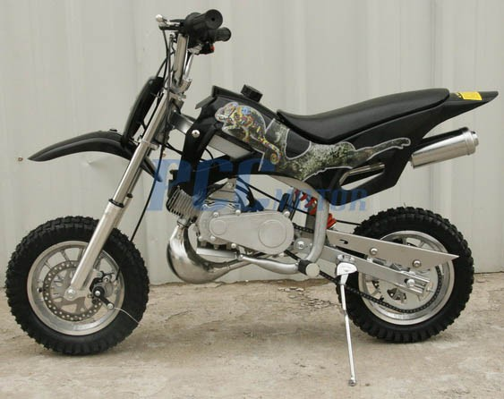 49cc 2 stroke engine diagram 1996 dodge caravan fuse box kids 2-stroke gas motor mini pocket dirt bike free s/h black h db49a   ebay