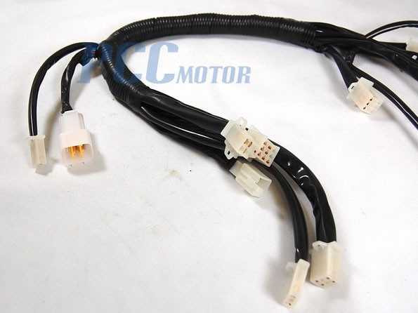 110cc Wiring Harness Diagram Get Free Image About Wiring Diagram