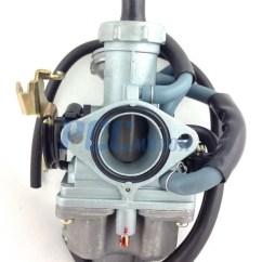 Air Ride Wiring Diagram Rj45 Wire Carburetor Honda Atv Trx250 Recon Trx250te Trx250tm Es Hand Chock Carb