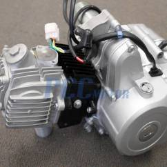 Boat Wiring Diagrams Diagram For 3 Lights And Switches 110cc Engine Motor Automatic Electric Start Carb Atv Pit Bike 1p52fmh H 110e Set