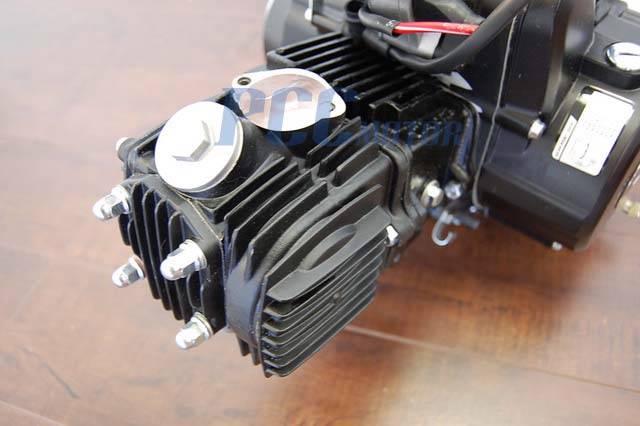 110cc Chinese Atv Wiring Diagrams 125cc Semi Auto Engine Motor W Reverse Atv Quad Go Kart 3