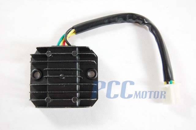 Rectifier Wiring Diagram In Addition Honda Motorcycle Wiring Diagrams