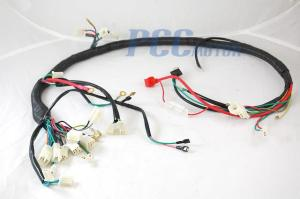 CHINESE GY6 150CC WIRE HARNESS WIRING ASSEMBLY SCOOTER MOPED SUNL ROKETA WH07