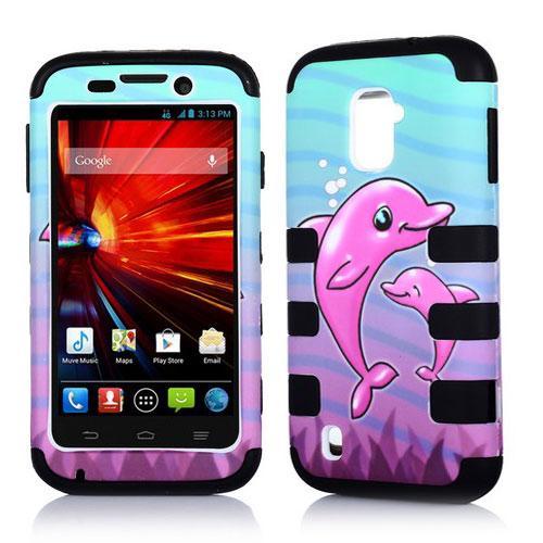 Phone Case For Straight Talk ZTE Majesty 796C  ZTE Source Patterns Rib Cover  eBay