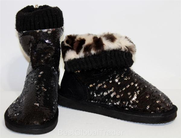 Victoria Secret Pink Slipper Boots