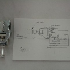1955 Chevy Truck Headlight Switch Wiring Diagram Tooth Number Gm Light With Aluminum Knob Beautiful Dress Up Chevelle Impala | Ebay
