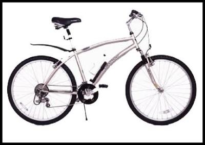 LANDRIDER DELUX AUTO SHIFT BICYCLE AUTOSHIFT BIKE 17