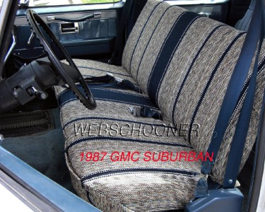 Truck Bench Seat Cover Saddle Blanket Navy Blue 1pc Full