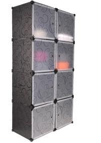 Adaptacube DIY storage wardrobe cabinet kids toy storage ...