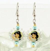 Disney Princess Earrings *Belle, Ariel, Cinderella, Snow ...