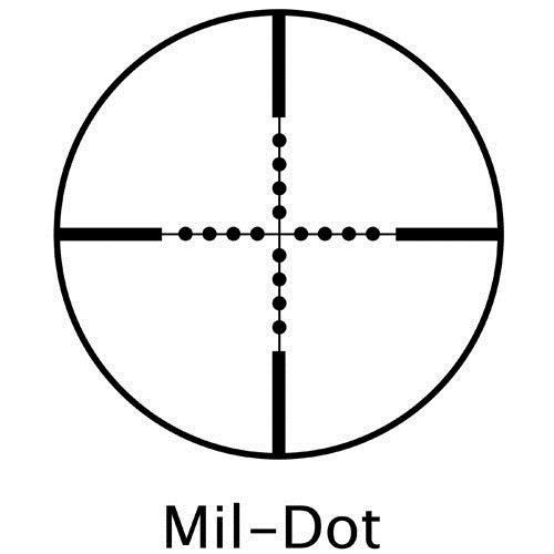 New ZOS 4-16x50ESF Side Focus Mil Dot R19 Military