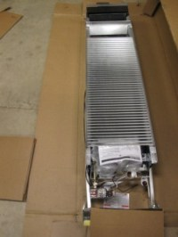WILLIAMS MONTEREY 35,000 BTU NATURAL GAS WALL TOP VENT ...