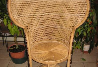 Peacock Chair Ebay